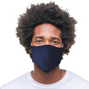 Masque Couleur Bleu Marine
