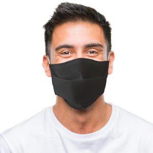 Masque Couleur Noir